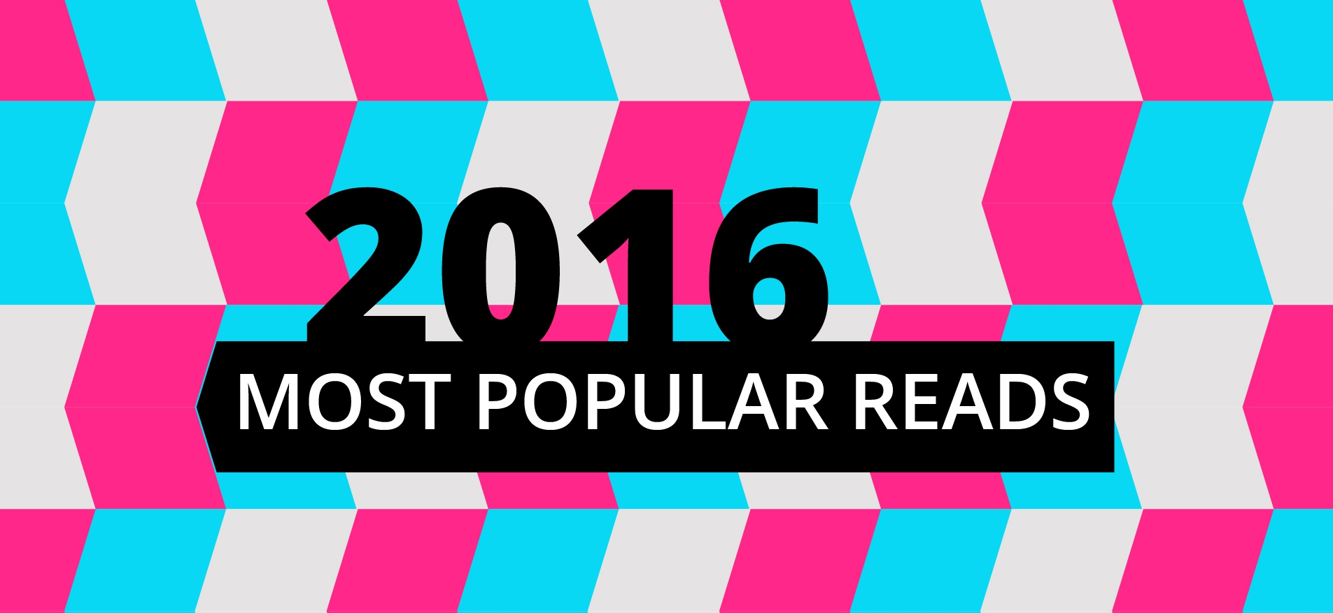 2016 Most Popular Reads