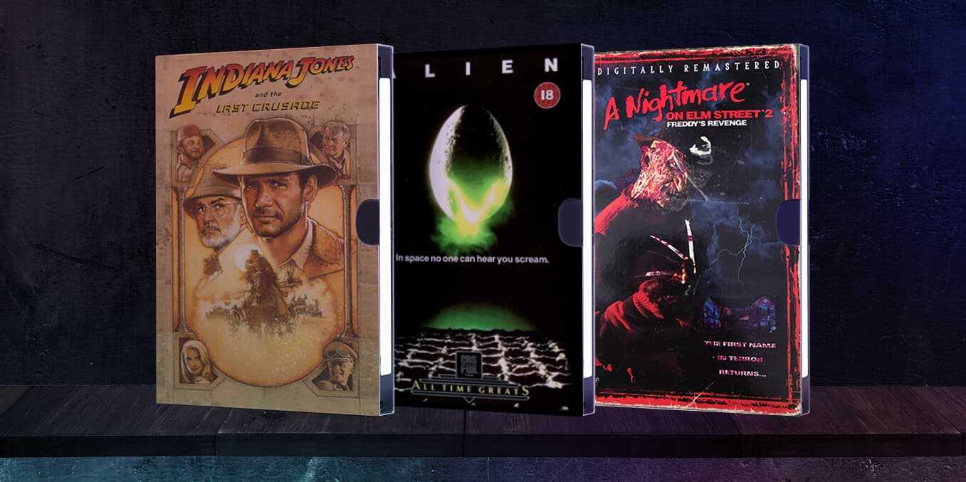 5 VHS covers and what they teach us about social media marketing