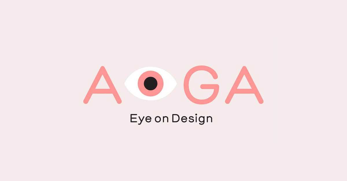 Agia Eye On Design Focuses On The Design Work From Graphic Designers
