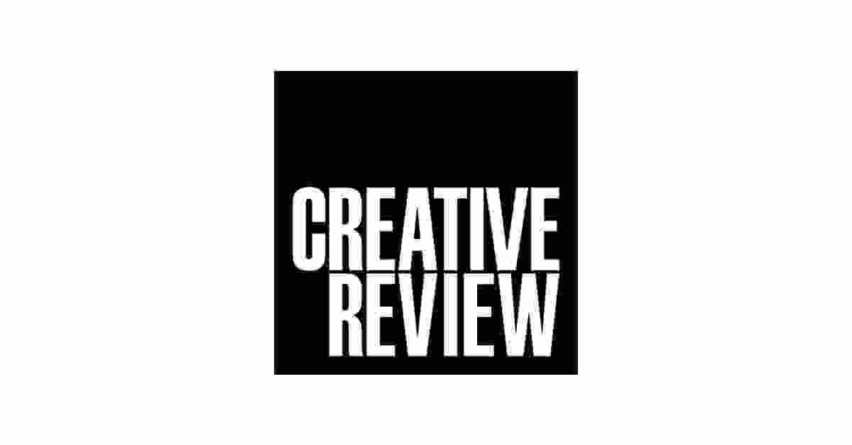 Creative Review Is The Authority On Creative Analysis And Advice For Graphic Designers