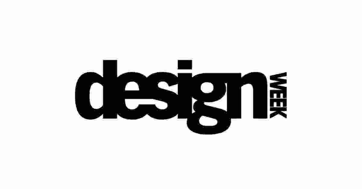 Design Week Features The Latest News On Graphic Design Branding Digital Products And Interior Design