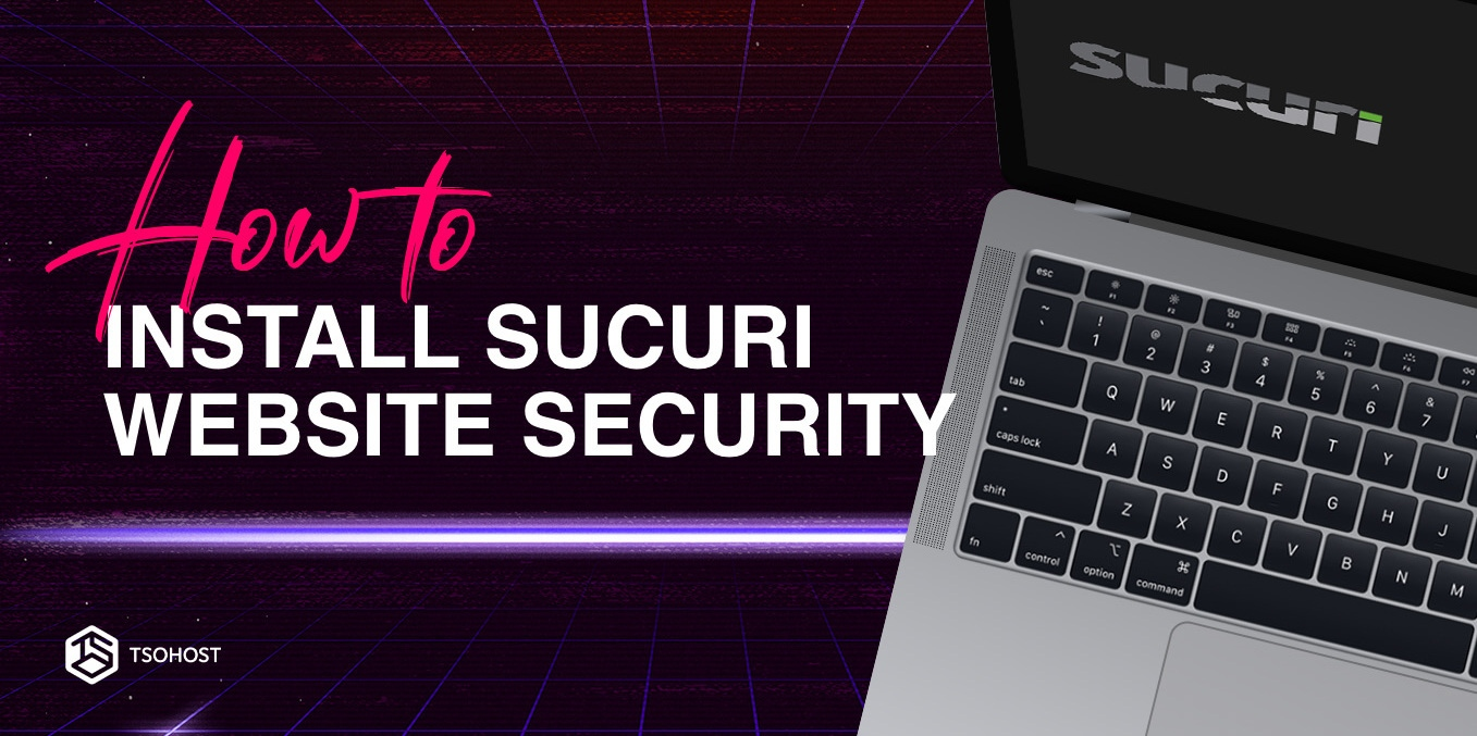 Sucuri setup video tutorial - WordPress website security plugin