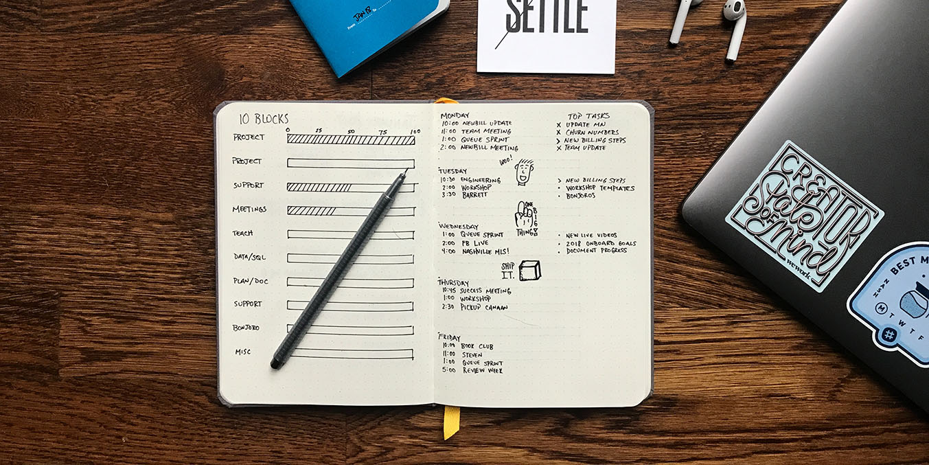 How the humble checklist can skyrocket your productivity
