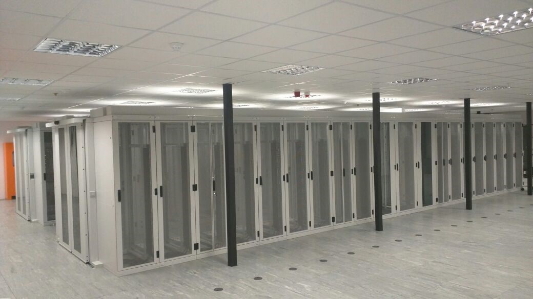 Tsohost's data centre