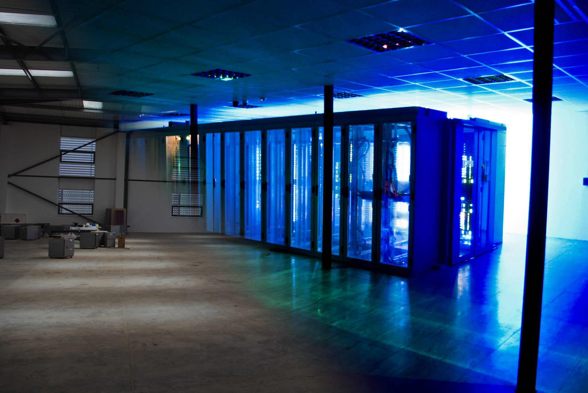 Data Centre Before